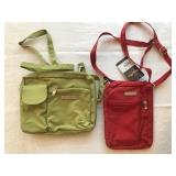 lot A: 2 Bagatelli bags $22