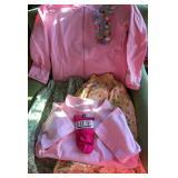 HH. hoodie, 2 pippen skirts,tee, 2 socks $22