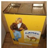 Camel Advertising Ashtray