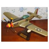 P-51D Mustang High Quality Crafted Model
