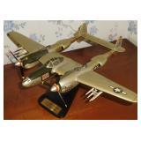 Lockheed P-39J Lighting Model