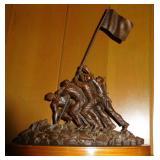 Franklin Mint Raising the Flag Iwo Jima Memorial