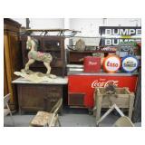 Antiques, Primitives, Collectibles & Furniture
