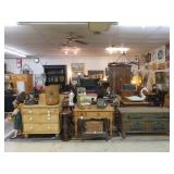 OUTSTANDING ANTIQUE AUCTION FRIDAY JUNE 23RD AT 7PM