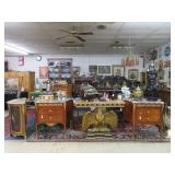 OUTSTANDING ANTIQUE AUCTION FRIDAY JANUARY 12TH AT 7PM