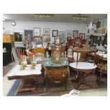 OUTSTANDING ANTIQUE ESTATE ONLINE ONLY AUCTION FRIDAY JULY 12th AT 7PM