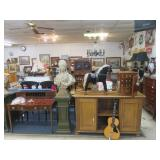 OUTSTANDING ANTIQUE ESTATE ONLINE ONLY AUCTION FRIDAY FEBRUARY 21ST AT 7PM