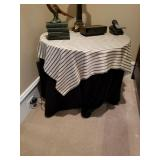 Custom table cloth