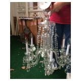 Heavy Crystal chandelier