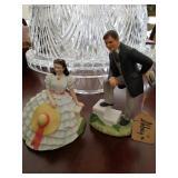 "Avon ""Rhett & Scarlet"" $35"