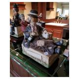 Emmett Kelly music box just $15