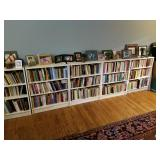 Personal Library of a teacher