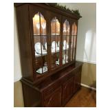 Two piece, imagine mounting top on wall in kitchen the bottom is like a cabinet Just $85