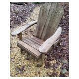 2 available folding Adirondack