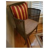 Four metal rope woven cushions by Lakan