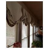 Custom drapes 7 total