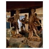 Simolion figurines