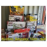 HUGE Estate Ranch Auction! in Firebaugh. Over 700 lots of TOOLS, Shop Equipment. New & Used....