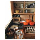 Le Creuset, Gorham Stainless Flatware