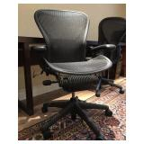 Herman Miller Aeron Adjustable Office Chair (pair)