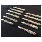 Sterling Cigarette Holders