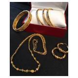 22K Gold Jewelry