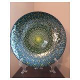 Enamel Decorative Plate