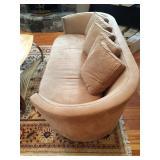 Barrel Back Sofa from Bloomingdales