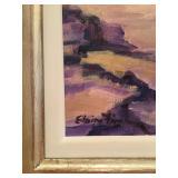 Elaine Fine Signature