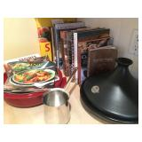 Mediterranean Cook Center: Clay Pots for your Tagines!