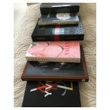 Large Format Books from World Renown Fashion Houses