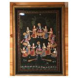 Indian Miniature Painting,