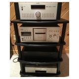 Home Entertainment Electronics: Rotel RSX 1054, Sony Disc Explorer 400, Esciente Fireball, Esciente
