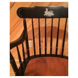 Hitchcock 2004 Red Sox World Series Arm Chair