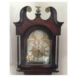 William Crisp 18th C Grandfather Clock