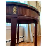 Baker Furniture Round Lamp Stand