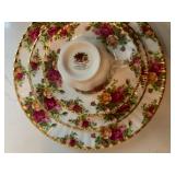 """Royal Albert China- """" Old Country Rose"""""""