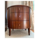 Ethan Allen Rounded Night Stands