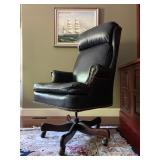 Handcock and Moore Executive Leather Desk Chair