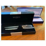 Balmain and Waterman Pens