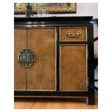 Chinoiserie Style Dining Set, Side Board