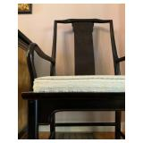 Chinoiserie Style Dining Set, Armchair