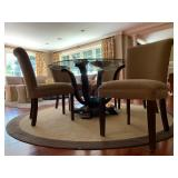 Pottery Barn Side Chairs, Set of FOUR