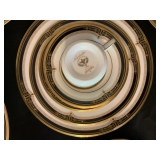 Noritake, Gold and Sable, Dinner Service