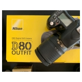 Nikon D80 Outfit