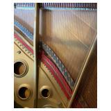 18. 1905 Everett Piano Co Baby Grand, Boston, 6