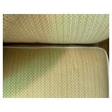 16. Custom Chaise Lounge, 82 x 39 x 30