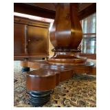 Hurtado, Made in Spain, Double Pedestal Table