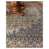 Indian Hand Knotted Rug