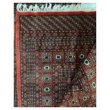 Indian Wool Rug